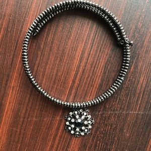 Jewelry - Beaded Choker with Pendant